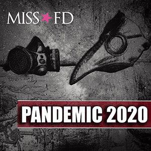 Miss FD - Pandemic 2020 cover artwork