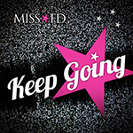 Miss FD - Keep Going - Inspirational Song for 2020 - Cover Artwork