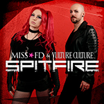 Miss FD & Vulture Culture - Spitfire