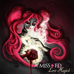 MissFD - Love Magick cover artwork