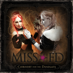 Miss FD - Comfort for the Desolate - Dark Synthpop Music