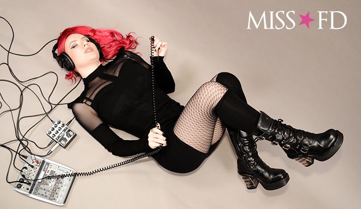 Miss FD - Spectral Photo - Blast Em Photography